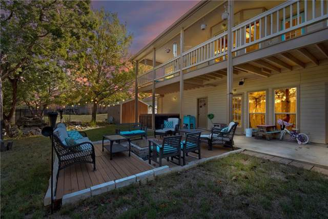 4060 Outpost Trce, Lago Vista, TX 78645 (#8473626) :: The Perry Henderson Group at Berkshire Hathaway Texas Realty