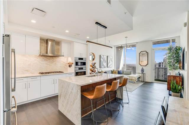 301 West Ave #4304, Austin, TX 78701 (#8474131) :: The Heyl Group at Keller Williams