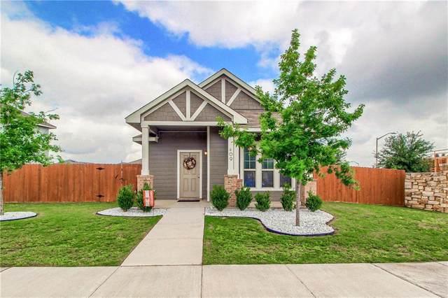 409 Star Thistle St, Leander, TX 78641 (#8474336) :: Lauren McCoy with David Brodsky Properties