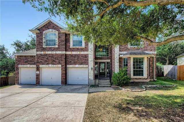 3308 Luminoso Ln E, Round Rock, TX 78681 (#8475277) :: Papasan Real Estate Team @ Keller Williams Realty