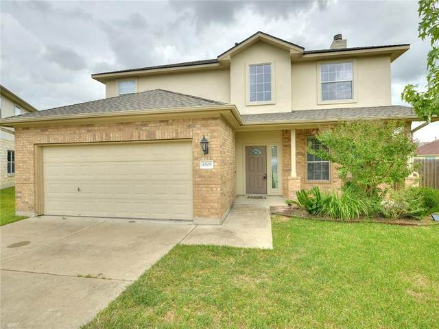 4508 Hees Ct, Pflugerville, TX 78660 (#8475615) :: Papasan Real Estate Team @ Keller Williams Realty