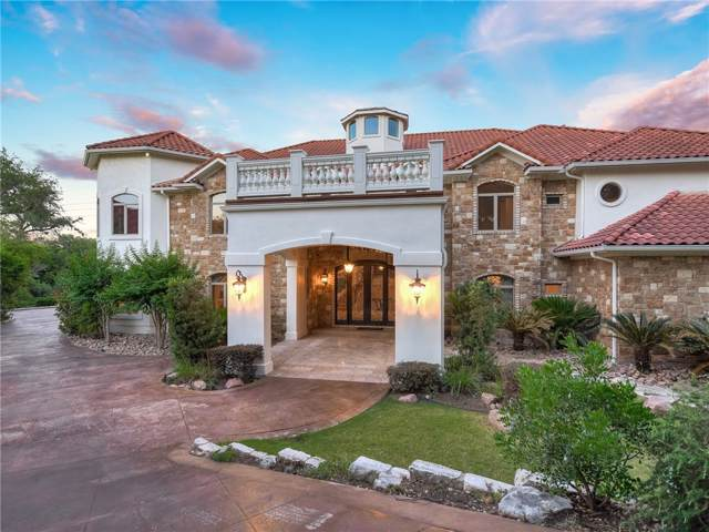 2705 Island Ledge Cv, Austin, TX 78746 (#8476429) :: Watters International