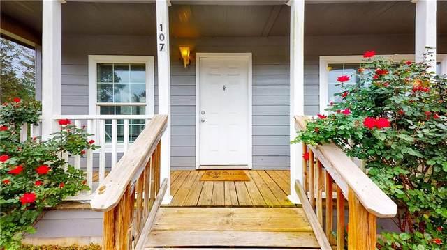 107, 109, 111, 155 Varsity Dr, Huntsville, TX 77340 (#8478842) :: Papasan Real Estate Team @ Keller Williams Realty