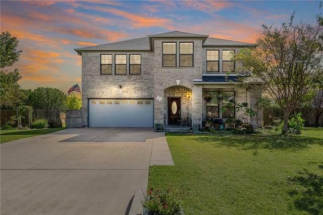 213 Silver Lace Ln, Round Rock, TX 78664 (MLS #8479269) :: Vista Real Estate