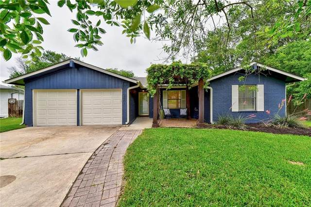 2801 Cornish Cir, Austin, TX 78745 (#8479348) :: Ben Kinney Real Estate Team