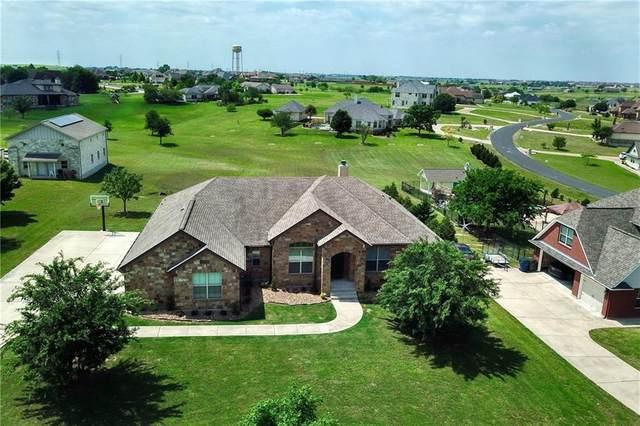 104 Sentry Pt, Hutto, TX 78634 (#8479465) :: Papasan Real Estate Team @ Keller Williams Realty