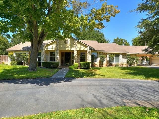 104 Wren St, Highland Haven, TX 78654 (#8479466) :: R3 Marketing Group