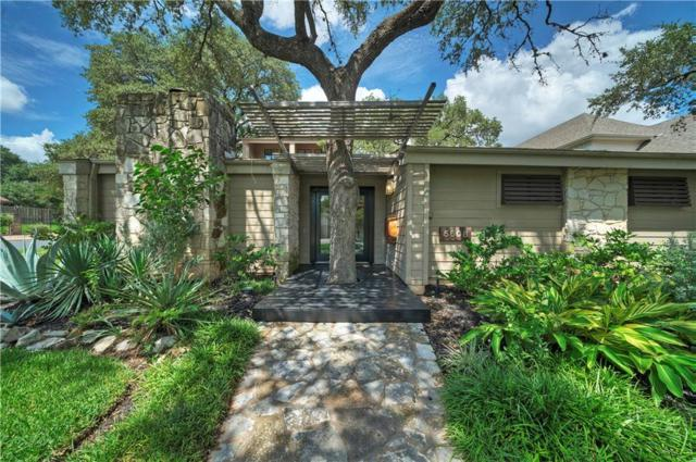 5608 Courtyard Cv, Austin, TX 78731 (#8479870) :: Amanda Ponce Real Estate Team