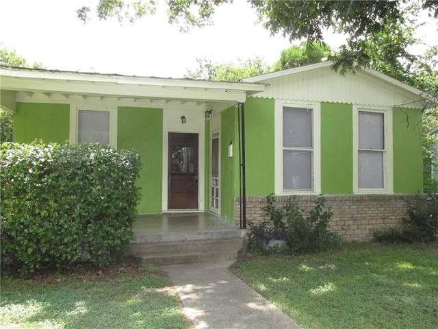5205 Leralynn St, Austin, TX 78751 (#8481184) :: First Texas Brokerage Company
