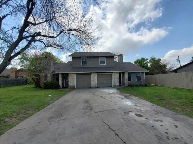 401 Creek Cv, Round Rock, TX 78664 (#8481431) :: Green City Realty
