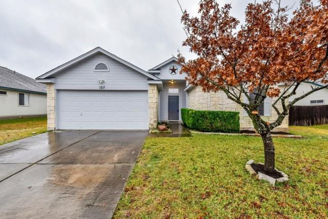 107 Dogwood Dr, Georgetown, TX 78626 (#8482392) :: Magnolia Realty