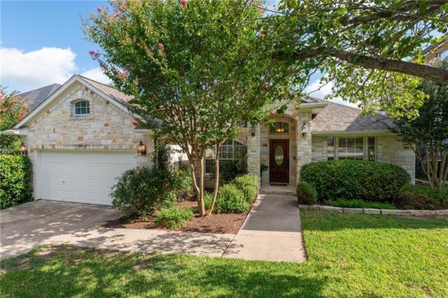 2605 Sterling Panorama Ct, Austin, TX 78738 (#8482856) :: Papasan Real Estate Team @ Keller Williams Realty