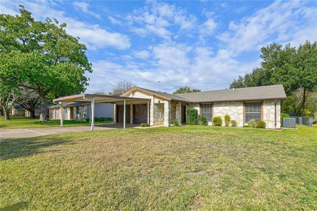 1414 Hillcrest Dr, Taylor, TX 76574 (#8485407) :: RE/MAX IDEAL REALTY