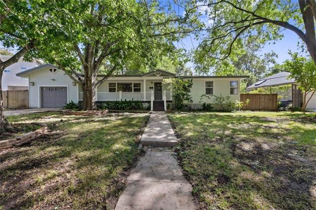 6105 Woodview Ave, Austin, TX 78757 (#8486464) :: The Perry Henderson Group at Berkshire Hathaway Texas Realty
