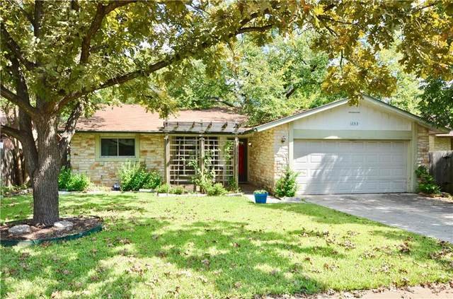 12313 Bainbridge Ln, Austin, TX 78750 (#8486623) :: Papasan Real Estate Team @ Keller Williams Realty