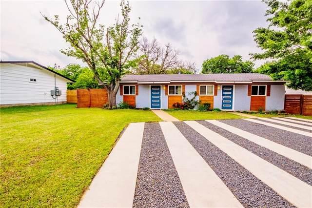 4901 Richmond Ave A, Austin, TX 78745 (#8491629) :: Papasan Real Estate Team @ Keller Williams Realty