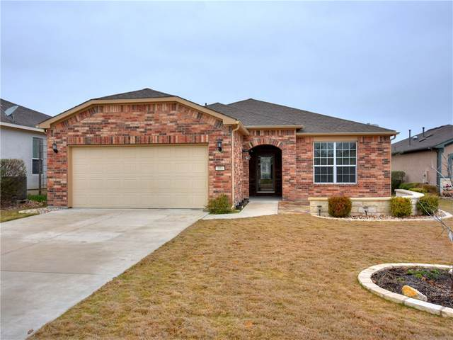 103 Landmark Inn Ct, Georgetown, TX 78633 (#8491654) :: RE/MAX Capital City
