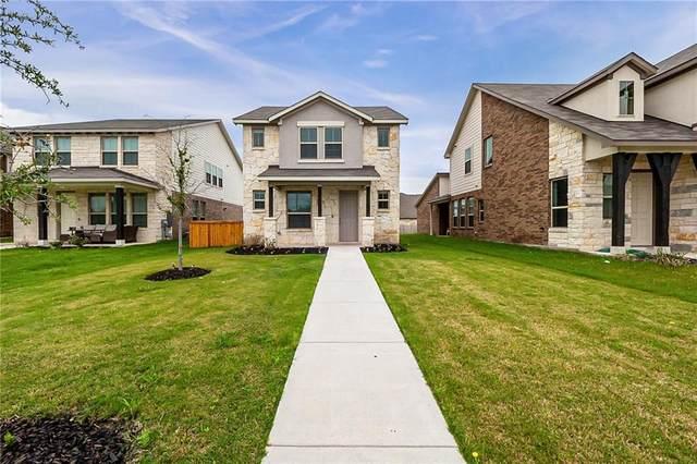 5911 Pleasanton Pkwy, Pflugerville, TX 78660 (#8491805) :: Papasan Real Estate Team @ Keller Williams Realty