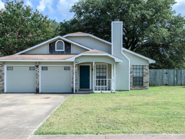 812 Wild Rose Trl, Cedar Park, TX 78613 (#8492713) :: The Smith Team