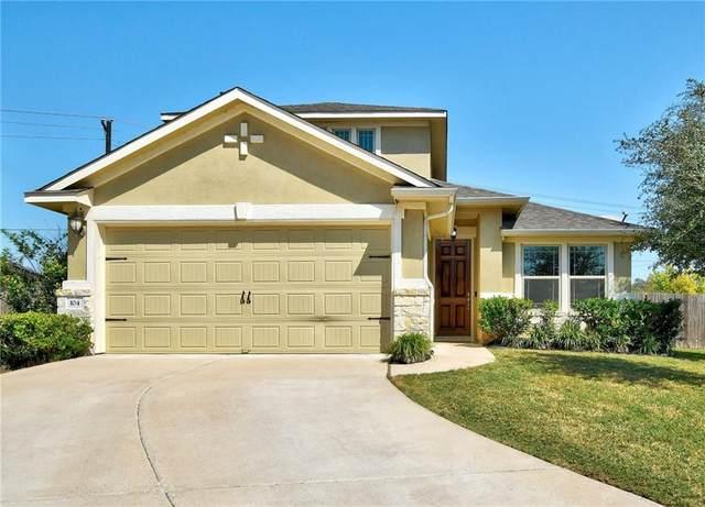104 Camden Cv, Buda, TX 78610 (#8493576) :: Papasan Real Estate Team @ Keller Williams Realty