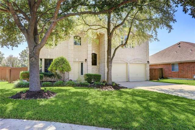 4317 S Summercrest Loop, Round Rock, TX 78681 (#8496843) :: Green City Realty