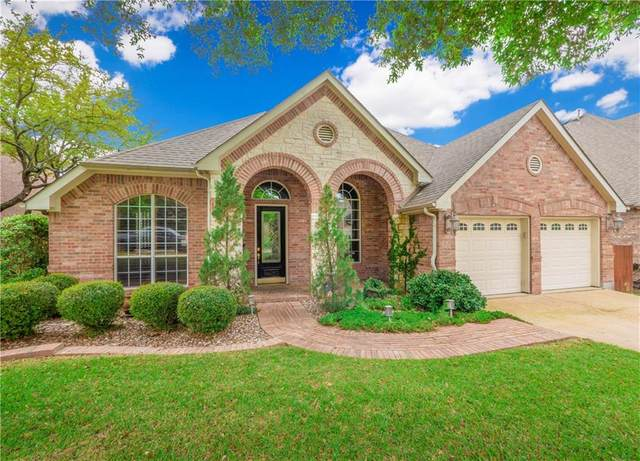 2814 Forest Green Dr, Round Rock, TX 78665 (#8497117) :: RE/MAX Capital City