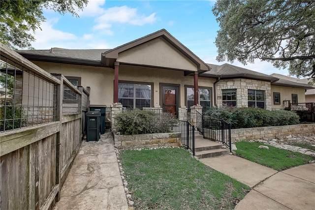 8701 Escarpment Blvd #94, Austin, TX 78749 (#8497356) :: Sunburst Realty