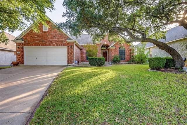 1014 Savanna Ln, Cedar Park, TX 78613 (#8497438) :: The Perry Henderson Group at Berkshire Hathaway Texas Realty