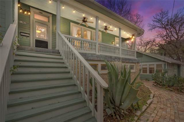 1202 W 9th St +900 Blanco & 9, Austin, TX 78703 (#8497537) :: Papasan Real Estate Team @ Keller Williams Realty