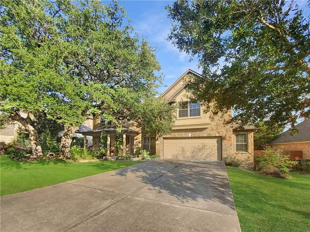 1309 Cassiopeia Way, Austin, TX 78732 (#8499403) :: Resident Realty