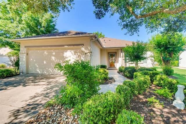 104 Hale Ct, Georgetown, TX 78633 (#8501346) :: Ben Kinney Real Estate Team