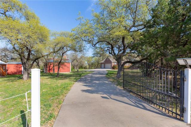 100 Mustang Way, Georgetown, TX 78633 (#8501984) :: RE/MAX Capital City