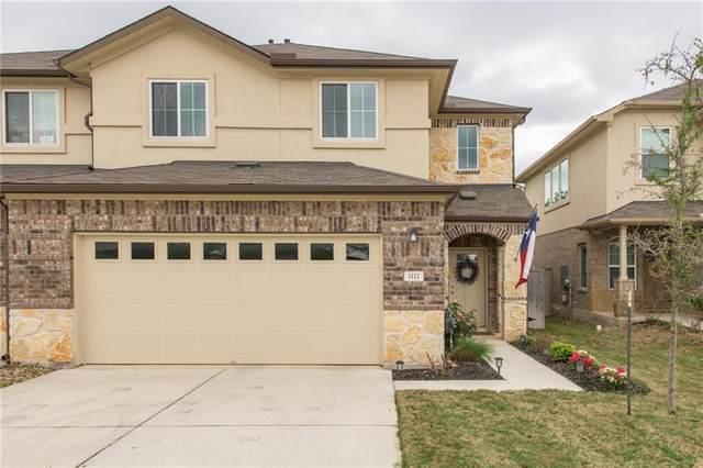 1112 La Conterra Blvd, Georgetown, TX 78626 (#8502553) :: Papasan Real Estate Team @ Keller Williams Realty