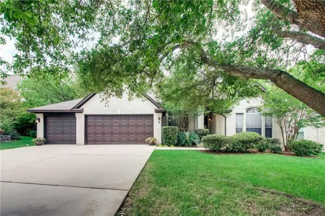 3889 Royal Troon Dr, Round Rock, TX 78664 (#8502697) :: The Smith Team