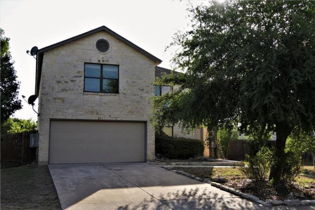 211 Cottontail Dr, Leander, TX 78641 (#8502992) :: The Heyl Group at Keller Williams