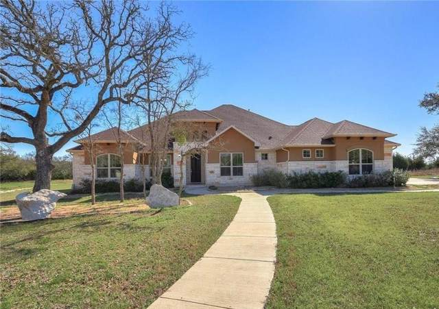 109 E Majestic Oak Ln, Georgetown, TX 78633 (#8503453) :: The Perry Henderson Group at Berkshire Hathaway Texas Realty