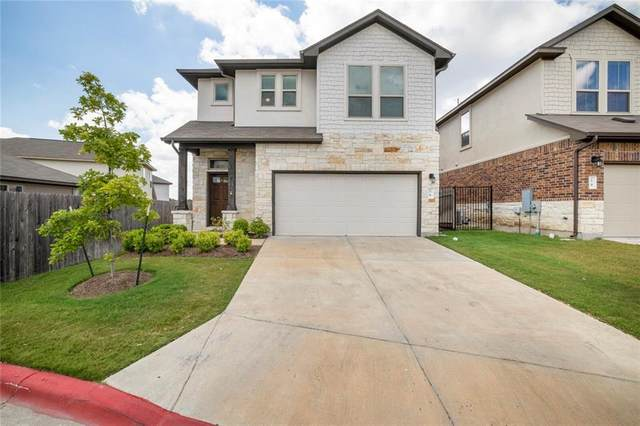3240 E Whitestone Blvd #58, Cedar Park, TX 78613 (#8505673) :: Watters International