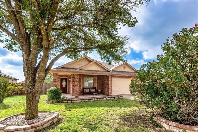 306 Ashbury Dr, Leander, TX 78641 (MLS #8505920) :: Vista Real Estate