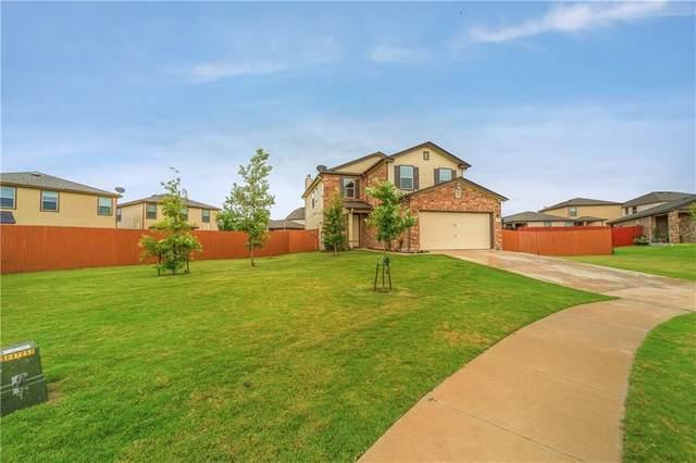 13705 First Lady St, Manor, TX 78653 (#8506284) :: Papasan Real Estate Team @ Keller Williams Realty