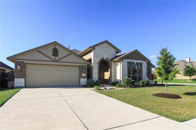 325 Lismore St, Hutto, TX 78634 (#8506339) :: Forte Properties