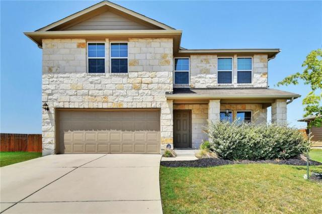 110 Wilson Ct, Hutto, TX 78634 (#8506643) :: Watters International