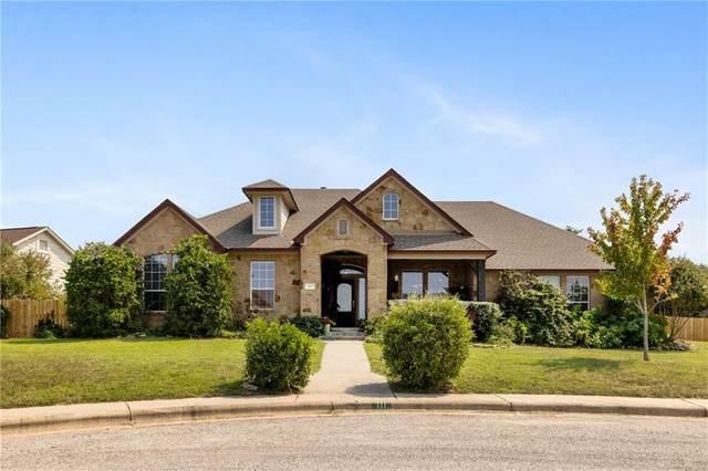 111 Natalies, Burnet, TX 78611 (MLS #8507705) :: Green Residential