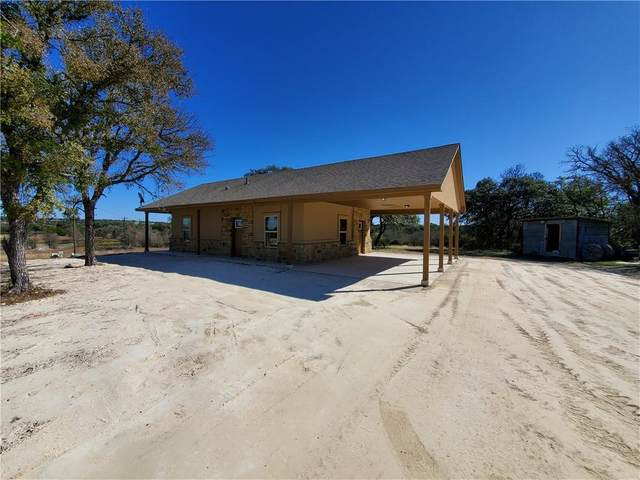 17965 Stillman Valley Rd Tract 3, Florence, TX 76527 (#8507899) :: Realty Executives - Town & Country