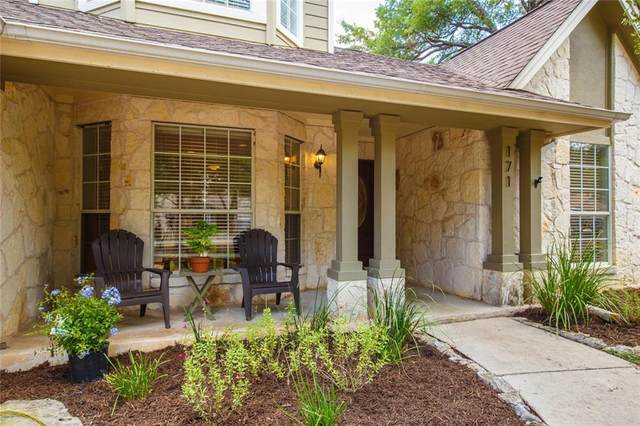 171 Augusta Dr, Wimberley, TX 78676 (#8508455) :: Service First Real Estate