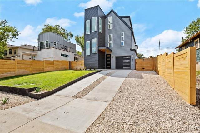 1804 Maple Ave #1, Austin, TX 78702 (#8509563) :: First Texas Brokerage Company