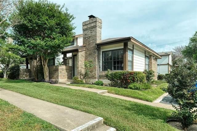 1748 Ohlen Rd #40, Austin, TX 78757 (#8509682) :: Papasan Real Estate Team @ Keller Williams Realty