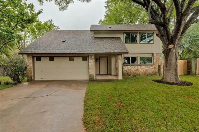503 Blackberry Dr, Austin, TX 78745 (#8510604) :: Papasan Real Estate Team @ Keller Williams Realty
