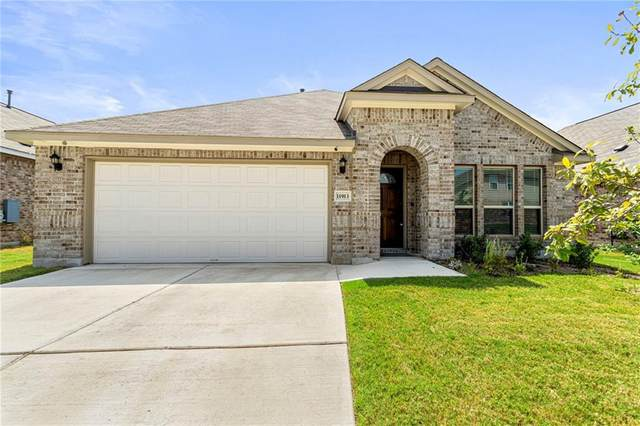 11913 Carrizo Springs Path, Manor, TX 78653 (#8510835) :: Papasan Real Estate Team @ Keller Williams Realty