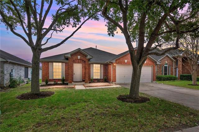 3220 Jewelfish Cv, Austin, TX 78728 (#8511854) :: The Heyl Group at Keller Williams