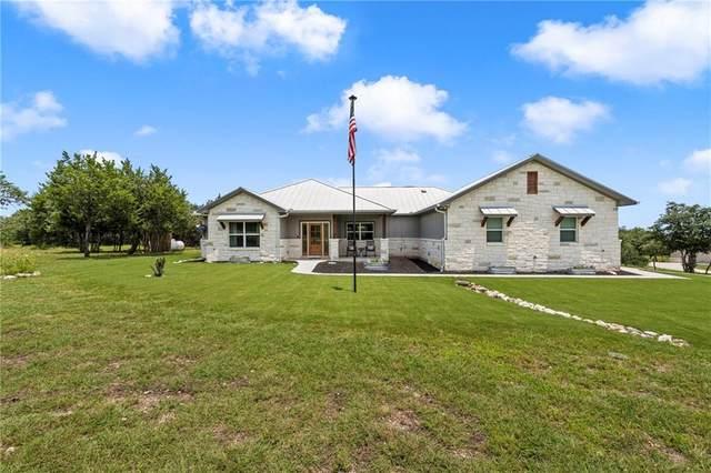 150 Lost Canyon Crk, Bertram, TX 78605 (#8513763) :: Papasan Real Estate Team @ Keller Williams Realty